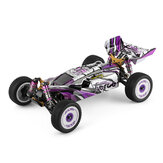 Wltoys 124019 RTR 1/12 2.4G 4WD 60 km / h Metallchassis RC-Auto Offroad-Kletter-LKW-Fahrzeuge Modelle Kinderspielzeug