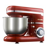 Biolomix BM6178 Kitchen Stand Mixer 4L in acciaio inox Bowl 1200W Home professionale Chef macchina
