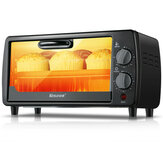 9L 220V Benchtop Electric Oven Timing Household Temperature Control Bake Toast
