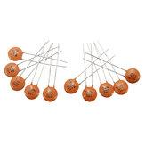 3000 stuks 30 waarden 50V 2PF-0.1UF Keramische Condensator Assorted Kit Elektronische Component Assortiment Set 100 stuks elke waarde