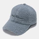 قبعة بيسبول حريمي Soft شتوية دافئة مناسبة لجميع المناسبات