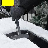 Baseus Araba Buz Kazıyıcı Ön Cam Buz Kırıcı Hızlı Temiz Cam Fırça Kar Sökücü Otomatik Pencere Kış Kar Fırça Kürek