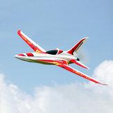 FMS 850mm Apertura alare Flash Alta velocità 180 km / h 4S Racer EPO RC Aeroplano PNP con stabilizzatore riflesso Sistema di controllo di volo