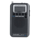 Full Bands Portable Digital AIR FM AM CB SW VHF Radio LCD Stereo Mini Receiver Speaker