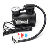 Portable Mini Air Compressor Vehicle Electric Tire Bomba de inflação 12V 300 PSI