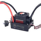 Surpass Hobby KK Series 120A Brushless Waterproof ESC for 2-6S 1/10 2-4S 1/12 Rc Car Parts