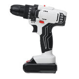 21V Lithium Battery Multifunctional Drill 2 Speed Electric Cordless Drill Electric Screwdriver With Bits Set & Battery