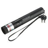 10 Mile 532nm Green Laser Pointer Pen PPT Laser Page Pen Light Adjust 50w + 18650 Battery Charger