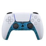 JYS-P5126 Gamepad Yedek Kabuk Kılıf Playstation 5 için PS5 Oyun Denetleyicisi için PS5 Şerit için Kapak Gamepad