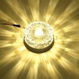 Nowoczesny 5W Crystal Ceiling Oprawa oświetleniowa Zawieszka wisiorek żyrandol Lampa do korytarza przejściowego