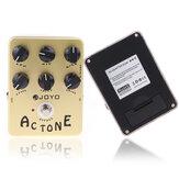 JOYO JF-13 AC Tone Voxs Amp Simulator Gitar Efekt Pedalı Gerçek Bypass Gitar Pedalı Gitar Aksesuarları Gitar Parçaları