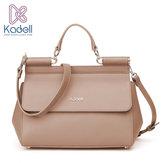 KadellElegantDoctorPacketafCamel Hair Handbag Crossbody