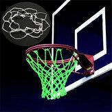 Rete da basket per illuminazione notturna Nylon Rete da basket per sostituzione luminosa Sport all'aperto