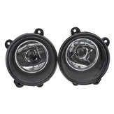Car Front Fog Lights with H11 Halogen Bulbs Pair For Land Rover Discovery 3 Range Rover Sport