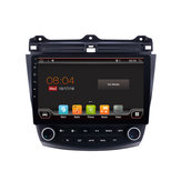 YUEHOO 10.1 Polegada 2 DIN para Android 9.0 Estéreo de Carro 4 + 32G Quatro Core MP5 Player GPS WIFI 4G AM RDS Radio para Honda Accord 2003-2007