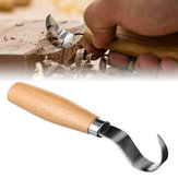Escultura em madeira Gancho Spoon Chisel Woodworking Cutter Craft Sharp Edge Tool