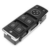 Interrupteur de fenêtre de porte avant gauche A2049055302 pour Mercedes Benz C250 C300 C350 W212 S212 C63 E350 E550 E250