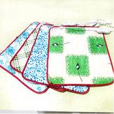 Coussinets chauffants électriques pour animaux de compagnie Couverture chauffante Hiver Chien Chats Tapis chauffant Lit de couchage Fournitures pour animaux Couvertures anti-rayures Tapis