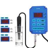 2 w 1 Cyfrowy kontroler PH ORP Redox Monitor Monitor jakości wody Tester BNC Typ Sonda Wymienna elektroda