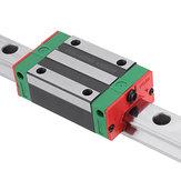 Machifit HGR20 700mm Linearführung mit HGH20CA Linearschienenschlitten CNC-Teilen