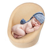 Newborn Baby Photo Props Sofa Seat Small Chair Seat Cushion Photography Shoot Aid Xmas Gift
