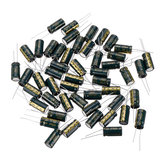 50Pcs 50V 470UF 10 x16MM High Frequency Low ESR Radial Electrolytic Capacitor