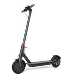 QJ-12 250W 36V 4.4Ah Folding Electric Scooter For Adults 8.5inch Tire 25km/h Max Speed Ultralight Scooter US Plug