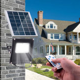 20W 20 LED Solar Flood Light Waterproof Outdoor Garden Street Path Yard Lamp Remote Control