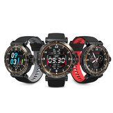 [SPO2 Monitor] BlitzWolf® BW-AT1 Full Screen Touch Dymanic UI Display Heart Rate Blood Pressure Oxygen Monitor Weather Push Smart Watch