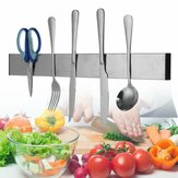 Stainless Steel Magnetic Kitchen Cutter Holder Wall Mounted Organizer Rack