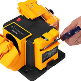 96 W 220 V Elektrikli Ayarlanabilir Bıçak Bileyici Parçalar Çok Fonksiyonlu Ev Matkap Bit Makas Kalemtıraş Değirmeni