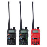 Baofeng 8W UV-5R UHF VHF Dual Bande Talkie-walkie radio bidirectionnel