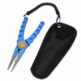 ZANLURE 8-calowe szczypce do cięcia stopów aluminium Nożyce do usuwania haków Nożyczki Sprzęt wędkarski