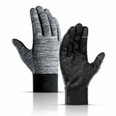 Touch Screen antiscivolo Guanti Inverno caldo impermeabile per uomo Donna Sci Snow Riding Sports