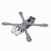 Original              HSKRC KT 230mm 5 Inch / 260mm 6 Inch / 290mm 7 Inch 3K Carbon Fiber Frame Kit for RC Drone FPV Racing
