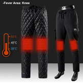 5V USB Men Women Cotton Electric Heated Warm Pant