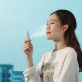 Baseus Portátil Nevoeiro Pulverizador Nebulizador Corporal Vaporizador Hidratante Vaporizador Cuidados Com A Pele Spray Umidificador