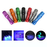 Astrolux A01UV Mono-output 395nm UV Flashlight High Efficiency Fluorescence Ultraviolet Light Detector