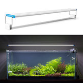 Zanlure 18-48cm Aquarium Light Full Spectrum Plant Fish Tank Lamp Lampe de pêche EU / US Plug