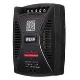 WEAH-5301 Divisor de Freqüência de Áudio do Carro Alto Médio Baixo Três Vias Crossover Qualidade de Som Crossover