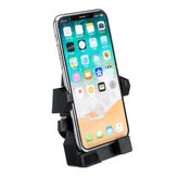 Lunghi Collo Accessori per supporto per telefono cellulare per auto Accessori per auto 360 staffa per clip per gargoyle staffa di ricarica wireless
