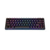 MAGIC REFINER MK14 NKRO 68 Tasten USB 2.0 Wired Blue Switch RGB Mechanische Gaming-Tastatur mit Hintergrundbeleuchtung
