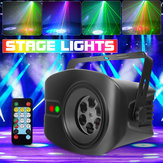 RGB Bar Disco Projector Light DJ KTV LED Laser Stage Wedding Birthday Party Lamp
