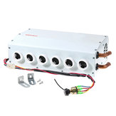 12V/24V Car Heater Water Heating Air Conditioning Evaporator Assembly For Bus Truck