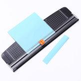 12 inç A3 Kağıt Kesici Plastik Taban Giyotin Sayfa Fotoğraf Kesme Hurda Rezervasyon