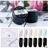 ROSALIND Gel Spider Line For Nails Art żelowy lakier do paznokci