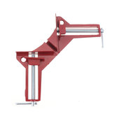 90 Degree Right Angle Clamp WoodWorking Miter Picture Frame Corner Tank Clip Holder