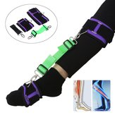 Adjustable Foot Drop Ankle Orthotics Brace Support Plantar F