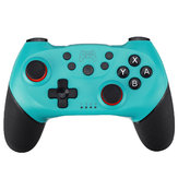 Sem fio bluetooth Gamepad 6-Axis Gyroscope Dual Vibration Game Controller para Nintendo Switch Game Console