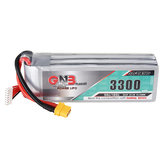 Gaoneng GNB 22.2V 3300mAh 90C 6S Lipo Battery XT60 Plug for RC Drone